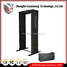 portable fordable airport body scanner machine walkthrough metal detector price metal detector scanner