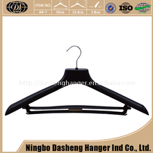 Newest Style Perfect Shape Jacket Hanger For Hotel Equipment,Jacket Hanger Plastic