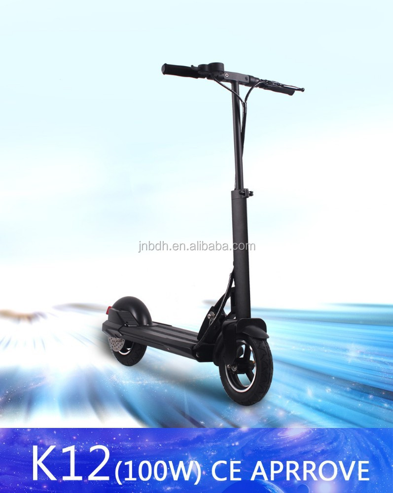 400W 10 inch cheap electric scooter ,two wheel smart balance folding scooter