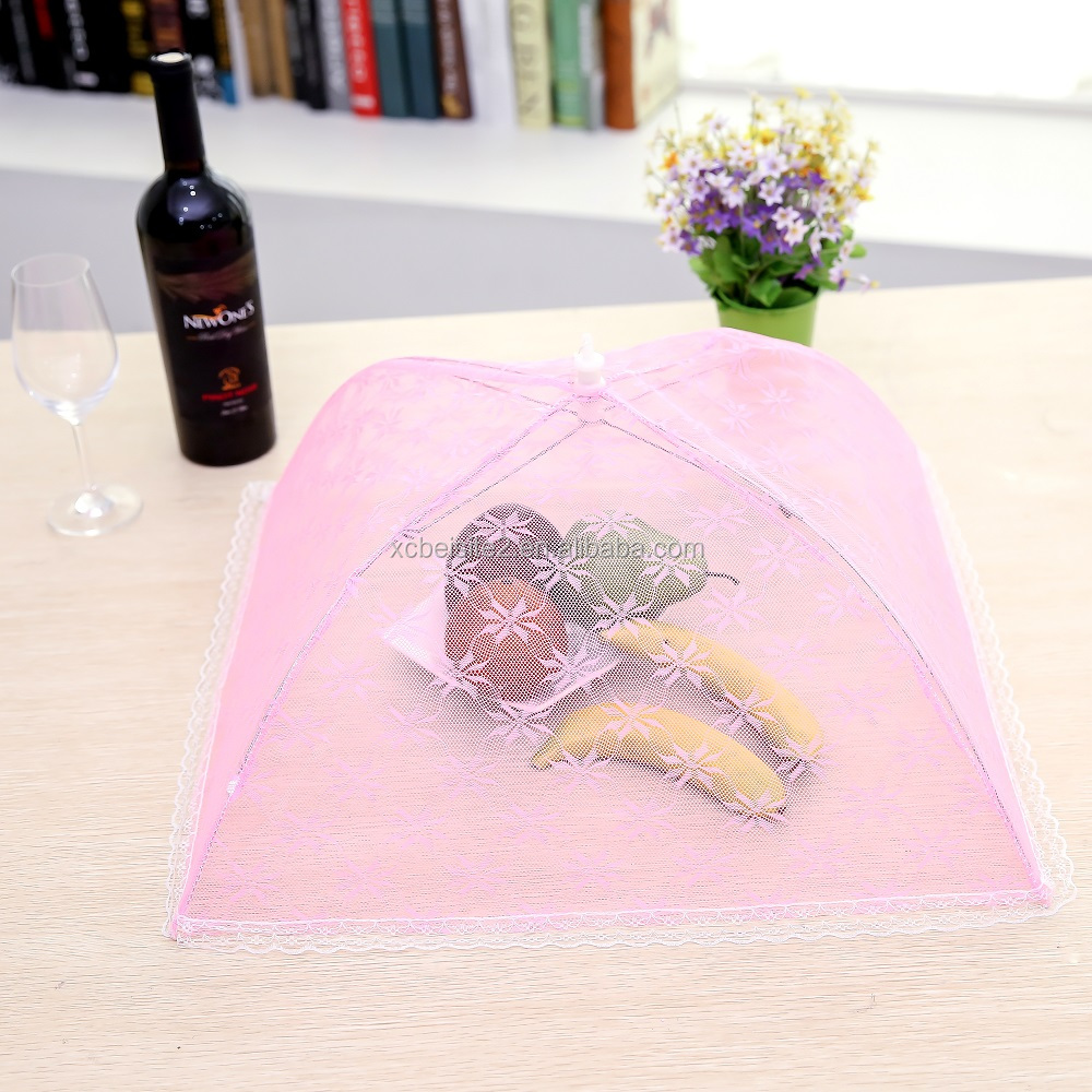 N97-1 Umbrella kitchen Mesh Screen china food cover