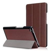 New arrival PU leather cover case folio stand case for Lenovo Tab 4 8inchTB-8504F TB-8504N 8 Inch Tablet