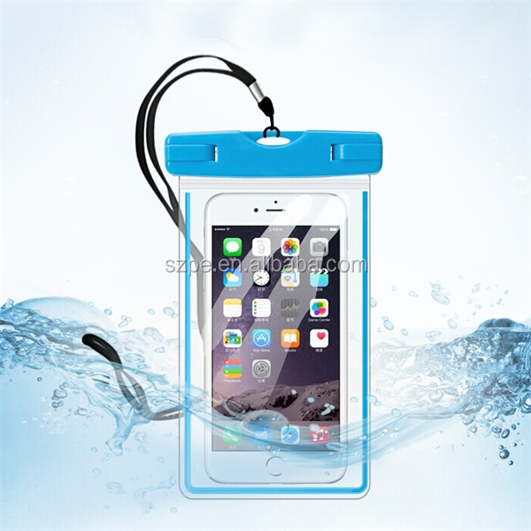 Smartphone waterproof case for samsung galaxy j1