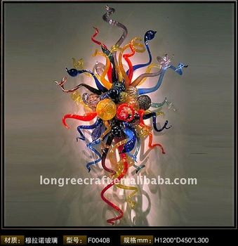 Chihuly Modern Wall Lamp