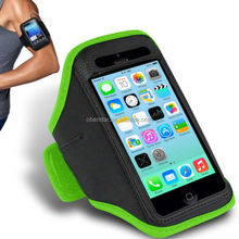 Water proof Sport jogging running gym armband Strap Case For iPhone 5c cover