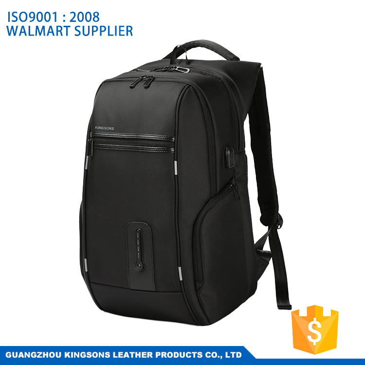 Large capacity hidden compartment backpack Laptop Bag