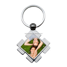 mexico customized laminated emoji printing key chain accessories