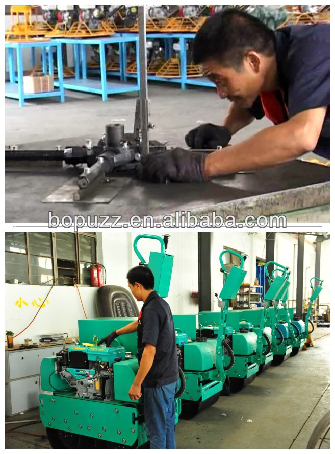 vibration roller RL700D with CE