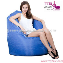 EPS Filled Big Arm Chair Bean Bag