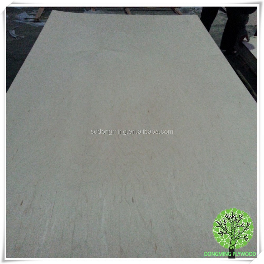 18mm commercial plywood maple lumber plywood china suppliers