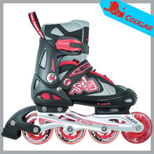 kids adjustable inline roller skates/blade/shoes,hockey.