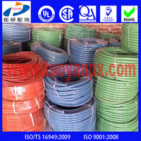 Good quality Soft PVC wire insulation tube/factory