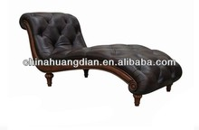Antique chaise lounge HDL004
