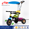 Humanized design triciclo kids baby tricycle/Best selling for baby tricycle bike/China manufacture baby stroller tricycle