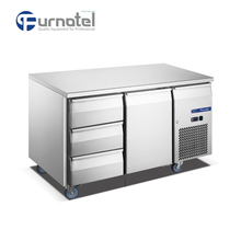 FURNOTEL Commercial Refrigerator Drawer Undercounter Chiller FRUC-8-1