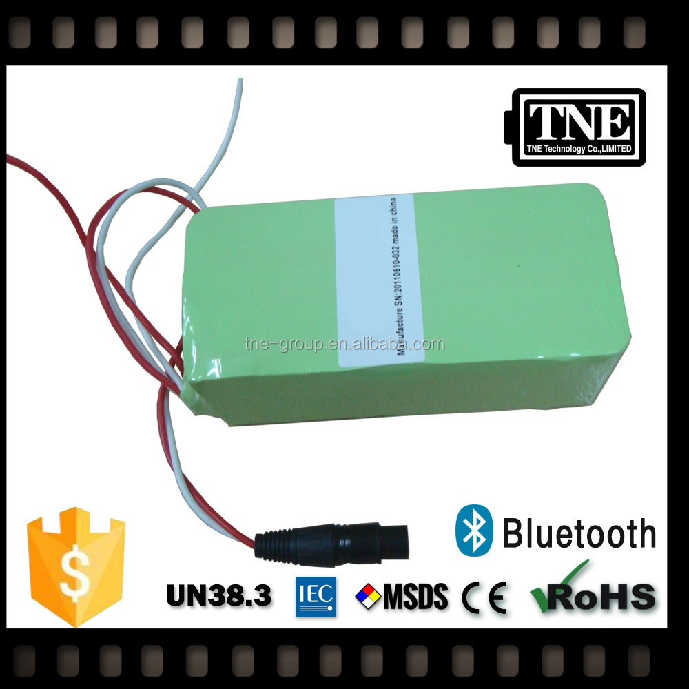 TNE 18650 waterproof 5 volt rechargeable battery pack
