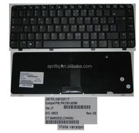 brand new original cheapest keyboard for hp 510 530 444340-061 short line IT layout laptop keyboard