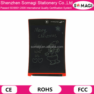 8.5 Inch Portable Writing Tablets Smart LCD Screen Drawing Board,Kids Teaching Materials-Kids Erasable Magnetic Drawing Board