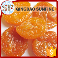 Dried fruit dried apricot in syrup