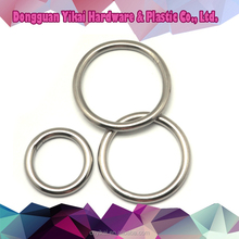 Round Welded Type 304 Stainless Steel Ring