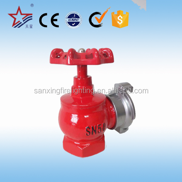 New Arrival ISO And CE Approve Fire Fighting Equipment Many Types Fire Hydrant Valve