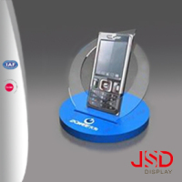 New Products Advertising Acrylic Mobile Phones Display, Mobile Phones Display Stand