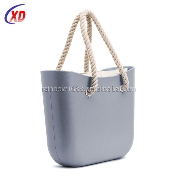 Euro-style eva tote hand bags with handle