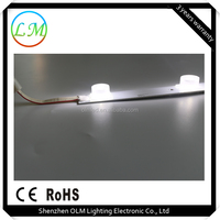 2015 Hot products waterproof led rigid strips novelty products for sell