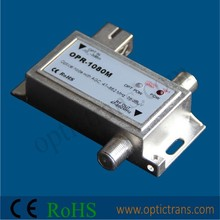 FTTH Agc micro ftth optical node/ CATV Fiber Optical Receiver