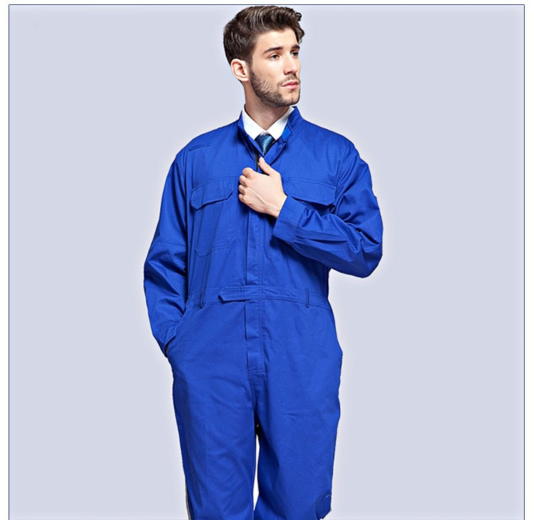 Custom Factory Price Blue Or Black Coverall Winter Work Overall