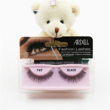 private label red cherry eyelash wholesale human hair false eyelashes