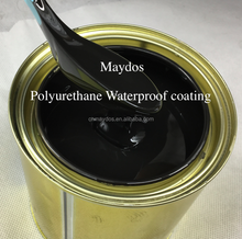 Best Price Roof Polyurethane Elastomeric Waterproof Coating in China
