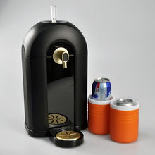 draught beer foam maker for dispenser all can /bottle beer,new products electronics beer dispenser machine with cooler cup