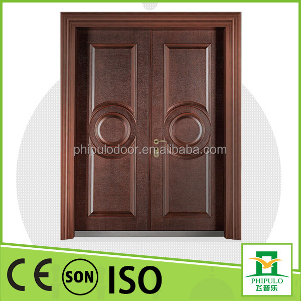 2015 Popular design Israel security bullet proof door from China manufactory