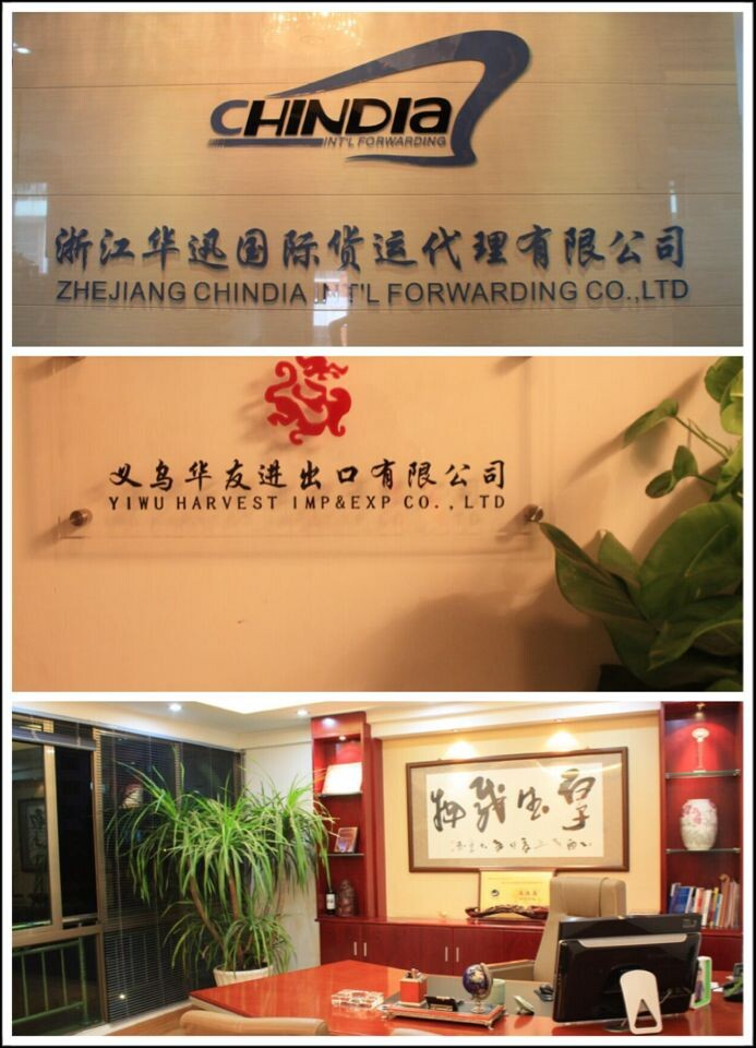 reliable indian yiwu door to door trading company