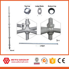 cuplock system best price scaffolding painted parts standard from adtogroup