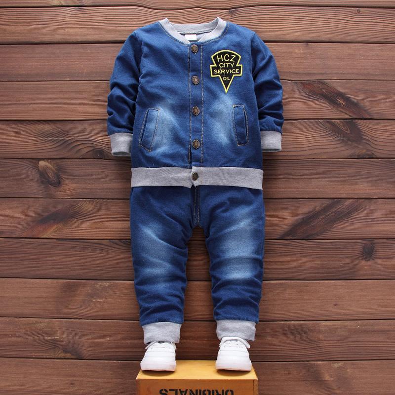 Vaqueros Chaqueta Niños 5qwaytpnqw De Bebé Pantalones OOwqxpP