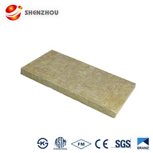 Best price roxul insulation rockwool rock wool board 50-200 kg/m3 Density