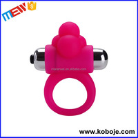 Funny rechargeable vibrator interactive adult toys with button cells