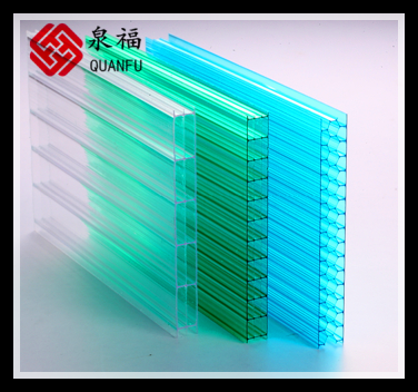 10-year warranty free sample 6mm 8mm 10mm 12mm thick plastic sheet