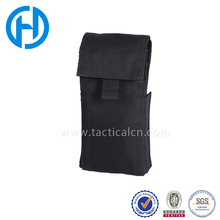 police tactical leg bag small molle military paintball bullet pouch