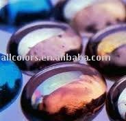 Iridescent pearl pigment