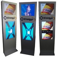 the led display,pop display have picture frame,19inch and 26inch indoor LCD advertising digital display system(VP19260D)