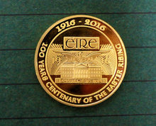 100 years anniversity gold coins