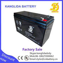 12v 7.2ah lead acid battery for Inflatable
