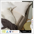 300TC 100% organic bamboo bed sheets made in China