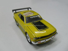 1:43 scale mini toyota trd model sport car collection toy