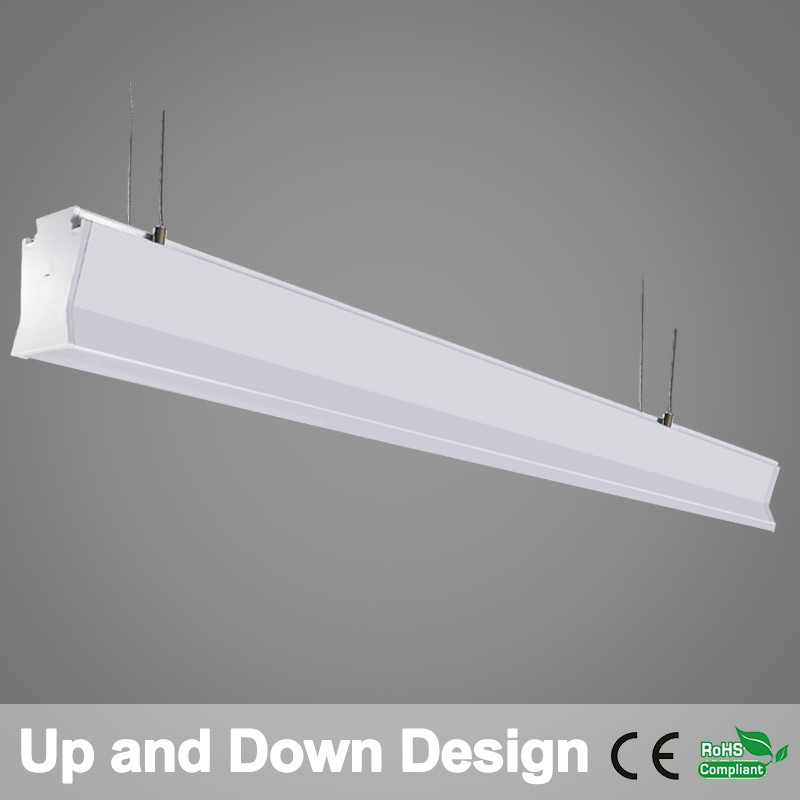 High Quality up and down wall light led linear light up down aluminium