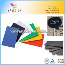 High quality 5mm color foam board