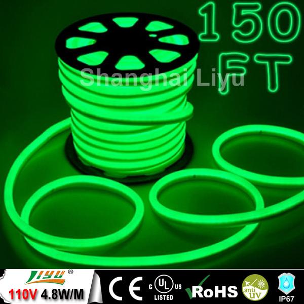 Ip68 Marine Led Neon Rope Light