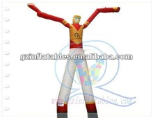 (Qi Ling) Mr Muscle inflatable advertising air dancer